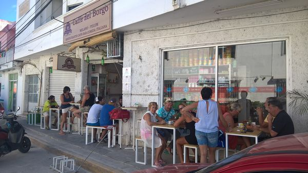 Vendesi Bar Ristorante a Tulum
