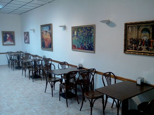 Vendita gelateria Aguilas Spagna - Il Bar