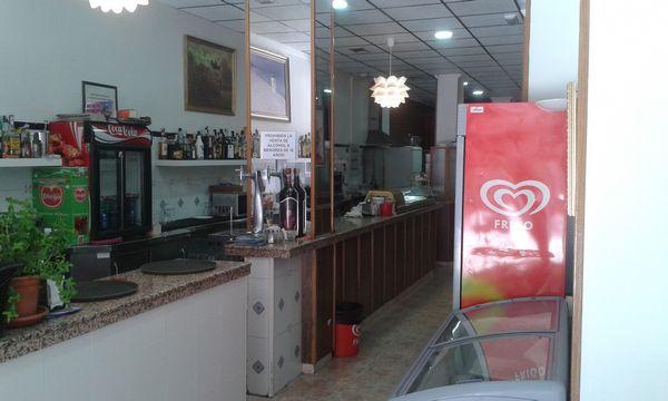 Vendita gelateria Aguilas Spagna - Caffeteria