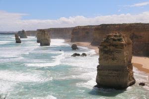 Si assume cuoco vicino alla Great Ocean Road
