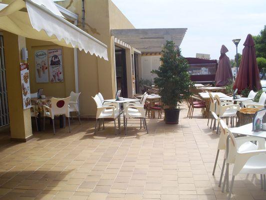 Vendesi ristorante con appartamento a Palma di Maiorca - Esterno2