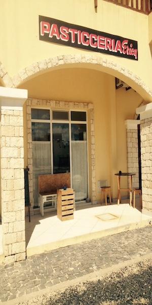Bar Pasticceria a Boa Vista - Entrata