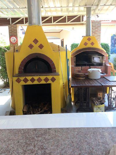 Vendesi pizzeria ristorante in Thailandia - Forni