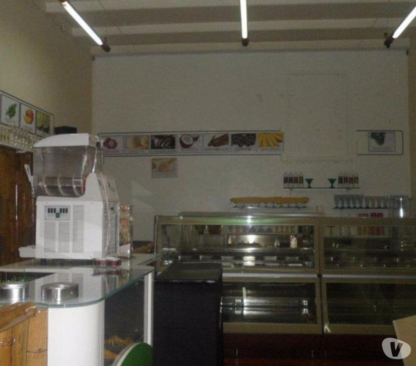 Vendesi gelateria in Madagascar - Vetrina