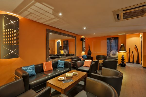 Vendesi Lounge Bar nella stupenda Mauritius - Lounge