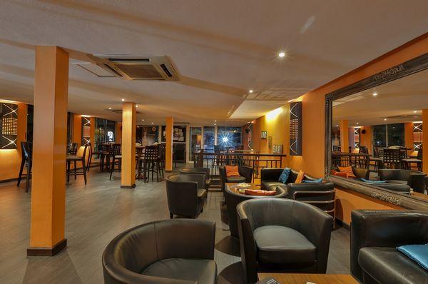 Vendesi Lounge Bar nella stupenda Mauritius - Sala