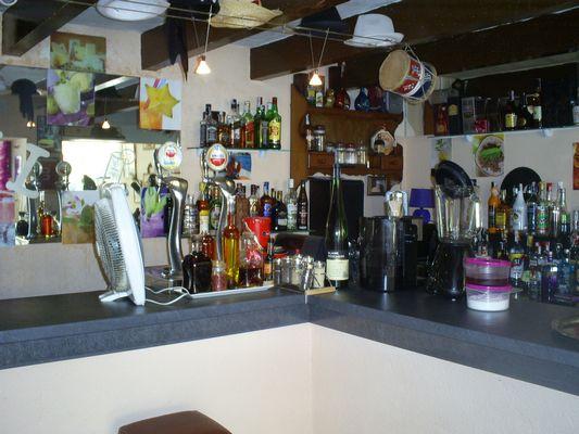 Vendesi ristorante con appartamento a Palma di Maiorca - Bar