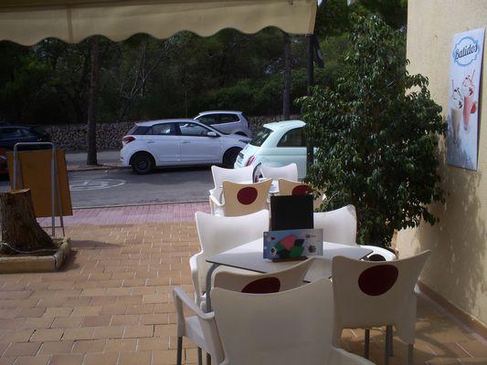 Vendesi ristorante con appartamento a Palma di Maiorca - Esterno