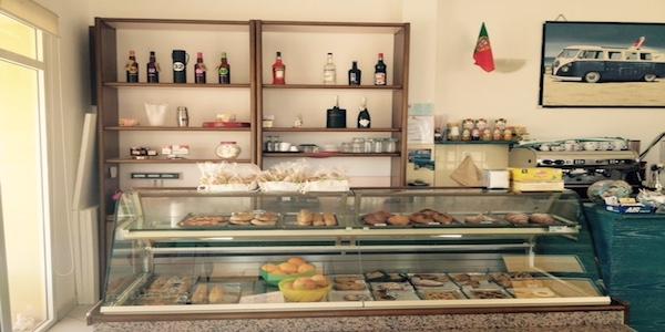 Bar Pasticceria a Boa Vista - Bancone